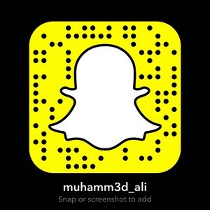 Other - Snapchat Follow Me 👆🏼
